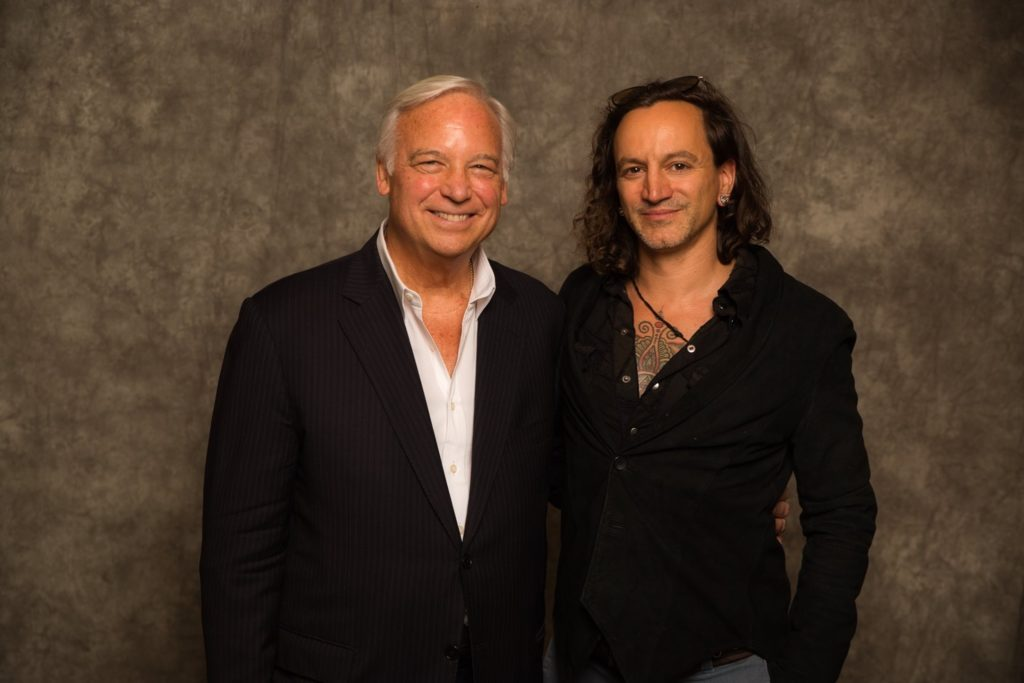 Destin with Jack Canfield